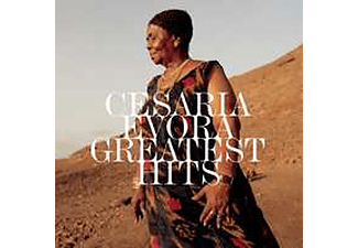 Cesaria Evora - Greatest Hits (CD)
