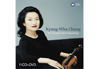 Simon Rattle, Riccardo Muti, Chung Kyung-wha - The Complete Warner Recordings [CD + DVD]