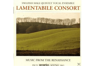 Lamentabile Consort, Swedish Male Quintet Vocal Ensemble - Musik Der Renaissance - (CD)