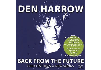 Den Harrow - Back From The Future-Greatest Hits & N - (CD)