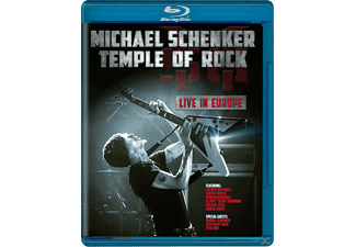 Michael Schenker - Temple Of Rock-Live In Europ [Blu-ray]