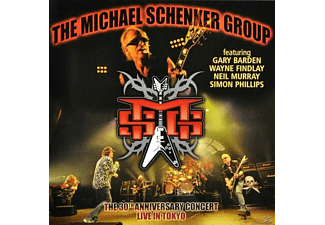Micha Schenker - Live In Tokyo-The 30th Anniversary Concert [CD]