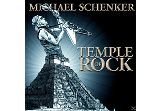 Micha Schenker - Temple Of Rock - (CD)