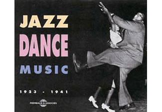 VARIOUS - Jazz Dance Music 1923-1940 - (CD)