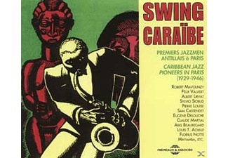 VARIOUS - Caribbean Jazz Pioneers In Paris (1929-1946) - (CD)