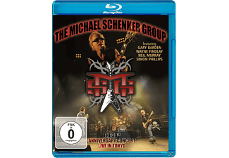 Micha Schenker - LIVE IN TOKYO - THE 30TH ANNIVERSARY CONCERT - (Blu-ray)