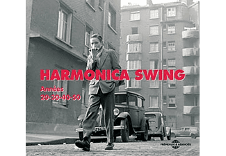 VARIOUS - Harmonica Swing (1929-1952) - (CD)
