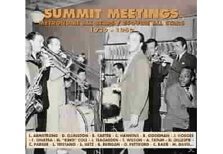 VARIOUS - Summit Meetings 1939-1950 - (CD)