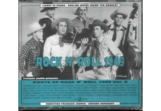 Rock'n'roll - Rock'n Roll 1949 Vol.4 - (CD)