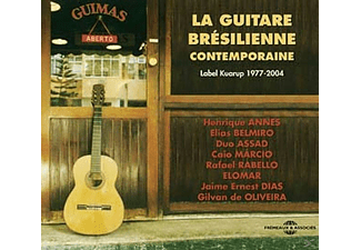Various - La Guitare Bresilienne (1977-2004) - (CD)