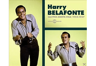 Harry Belafonte - Calypso-Mento-Folk 1954-1957 - (CD)