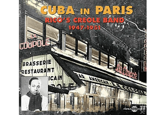 Rico's Creole Band - Cuba In Paris (1947-1951) - (CD)