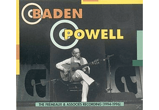 Baden Powel - The Fremeaux Recordings (1994-1996) - (CD)