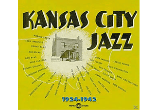 VARIOUS - Kansas City Jazz - (CD)