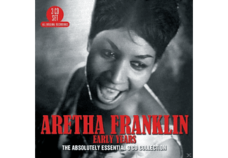 Aretha Franklin - Early Years-The Absolutely Essential 3cd Coll. - (CD)