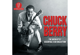 Chuck Berry - The Absolutely Essential 3 Cd Collection - (CD)