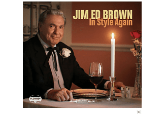 Jim Ed Brown - In Style Again - (CD)