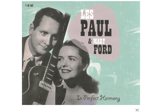 Les Paul - In Perfect Harmony - (CD)