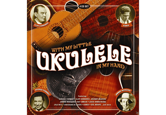 VARIOUS - With My Little Ukulele In My.. [CD]