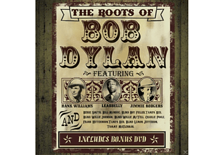 VARIOUS - The Roots Of Bob Dylan - (CD + DVD Video)