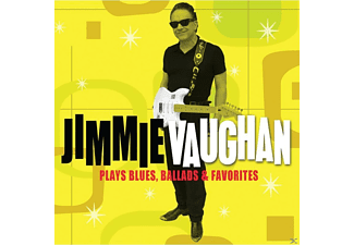 Jimmie Vaughan - Plays Blues, Ballads & Favorites - (CD)