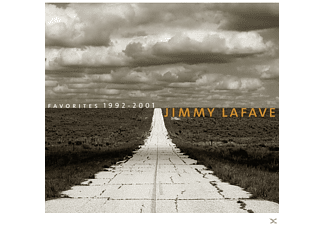 Jimmy Lafave - Favorites 1992-2001 - (CD)