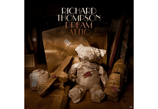 Richard Thompson - Dream Attic - (CD)