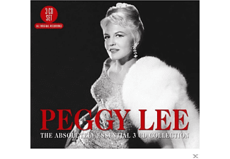 Peggy Lee - The Absolutely Essential 3cd Collection [CD]