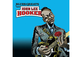 John Lee Hooker - Blues Greats: John Lee Hooker [CD]