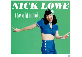 Nick Lowe - The Old Magic [CD]
