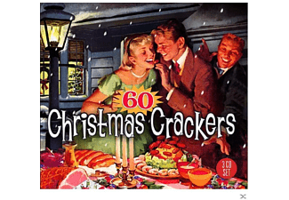 VARIOUS - 60 Christmas Crackers [CD]