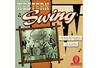 VARIOUS - Western Swing Absolutely Essential - (CD)