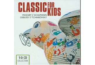 VARIOUS - Classic For Kids [CD]