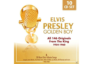 Elvis Presley - Golden Boy [CD]