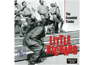 Little Richard - The Essential Tracks (Vinyl LP (nagylemez))