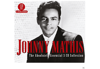 Johnny Mathis - The Absolutely Essential 3cd Collection [Box-Set] - (CD)