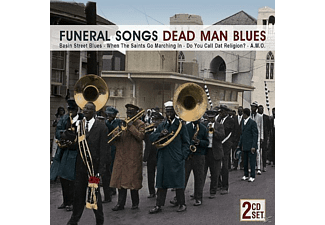 VARIOUS - Funeral Songs/Dead Man Blues - (CD)