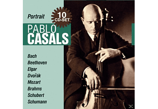 Casals Pablo - Pablo Casals-Portrait [CD]