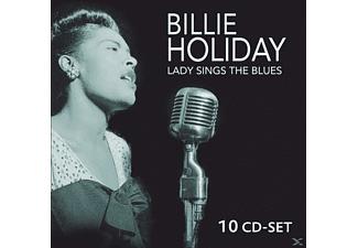 Billie Holiday - Billie Holiday-All Of Me - (CD)