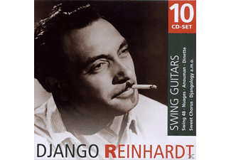 Django Reinhardt - Swing Guitars [CD]