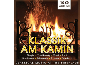 VARIOUS - Klassik Am Kamin [CD]