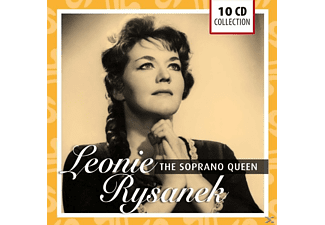 Leonie Rysanek - Leonie Rysanek-The Soprano Queen - (CD)