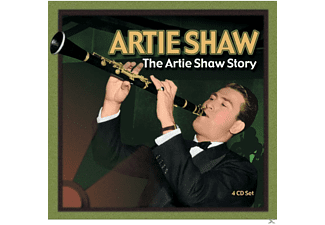Artie Shaw - The Artie Shaw Story - (CD)