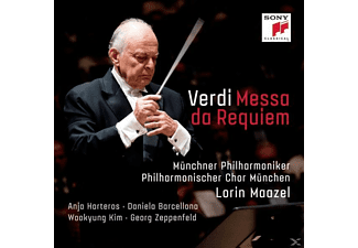 Münchner Philharmoniker - Messa Da Requiem - (CD)