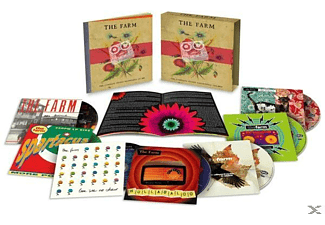 Farm - The Complete Studio Recordings 1983-2004 - (CD)