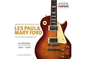 Paul, Les / Ford, Mary - Their greatest Evergreens - (CD)