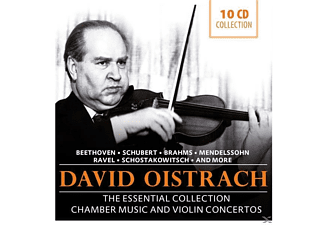 David Oistrach - Oistrach - The Essential Collection - (CD)