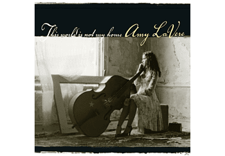 Amy Lavere - This World Is Not My Home - (CD)