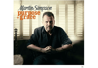 Martin Simpson - Purpose & Grace - (CD)