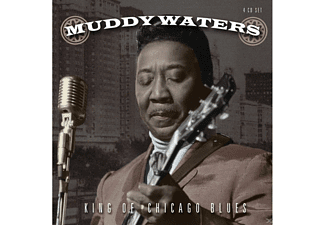Muddy Waters - King Of Chicago Blues - (CD)